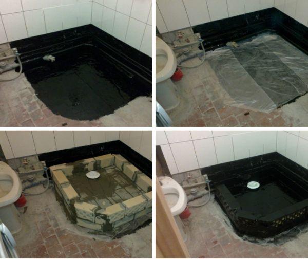 Перед теплоизоляцией должна быть выполнена подготовка поверхности