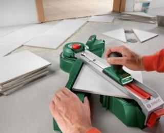 Всё, о способах резки плитки в домашних условиях