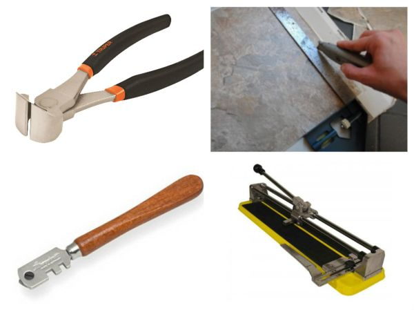 Ручные инструменты для резки кафеля