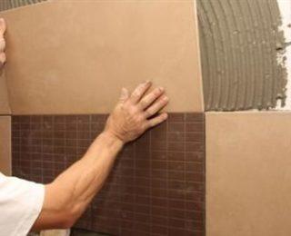 Как правильно уложить плитку в ванной и с чего следует начинать