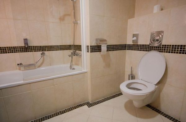 Сколько плитки нужно на ванную 4 кв.м