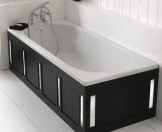 Порядок облицовки ванны плиткой