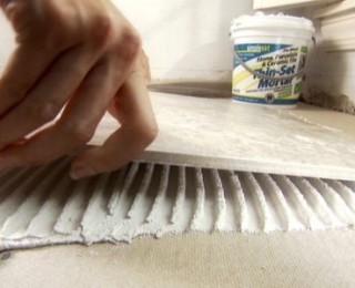 Клей для плитки по скорости его высыхания, учитывая внешние факторы