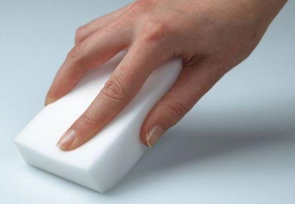 Меламиновая губка - это практически универсальное чистящее средство