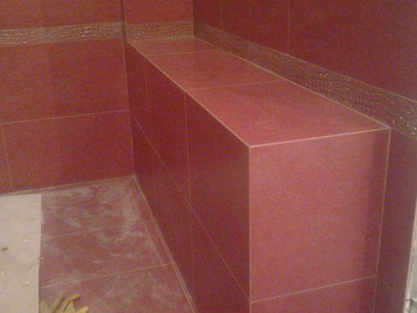 Плитки должны быть правильной формы с прямыми углами и плоскими гранями