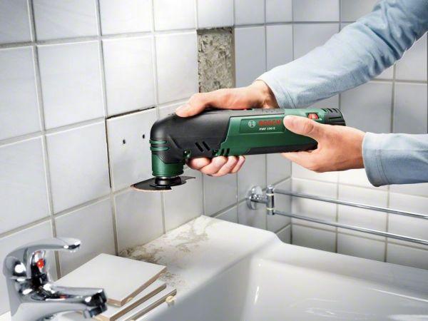 Сухорез понадобится для очищения тыльной поверхности плитки