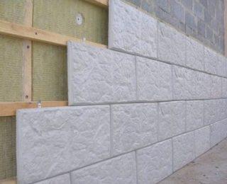 Бетонная фасадная плитка — это не только надолго, но и красиво