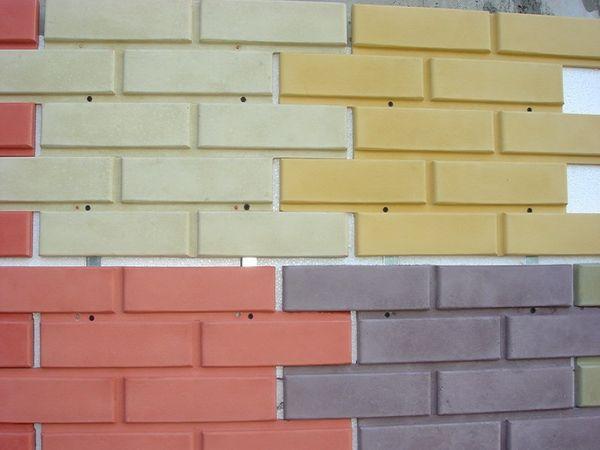 плитка разноцветная