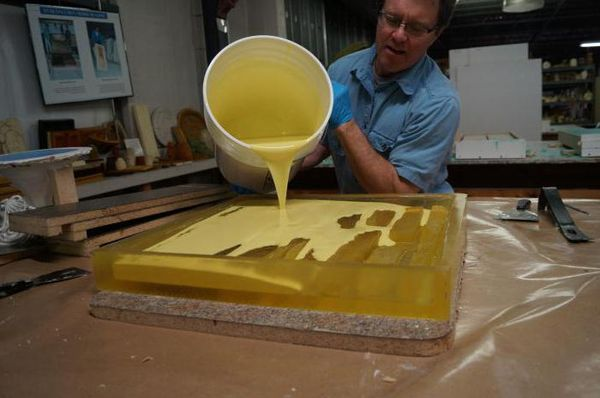 Как изготовить формы для искусственного камня своими руками 48