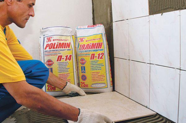 Клей для керамогранита должен обеспечивать надежное сцепление с поверхностью