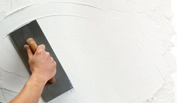 Шпаклевка стен гипсом