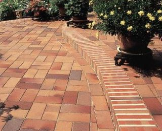 Разновидности тротуарной плитки и их применение