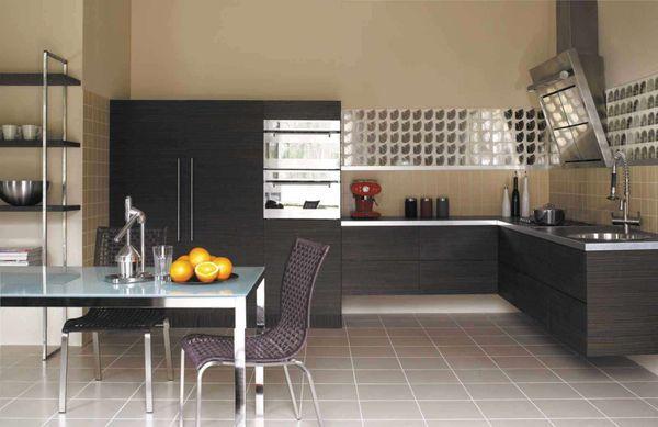 Плитка для пола кухни