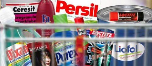 """Разнообразие продукции корпорации """"Henkel"""""""