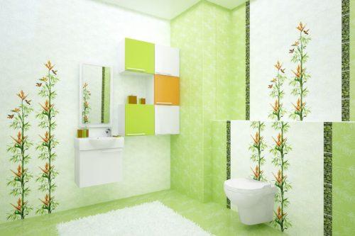 Оформление ванной комнаты в минималистичном стиле