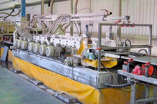 Технология производства керамической плитки Atlas Concorde
