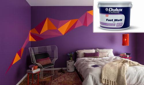 Моющаяся краска от Dulux