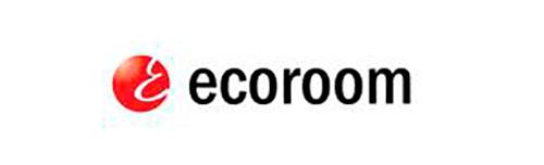 Логотип российского производителя стройматериалов Ecoroom