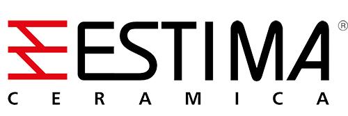 Логотип российского производителя керамики Estima