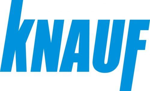 Логотип производителя стройматериалов Knauf