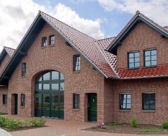 Облицовка фасадов с использованием клинкерной плитки