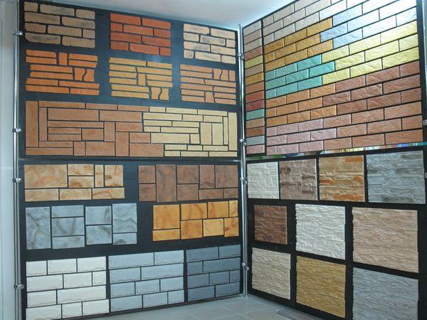 Разновидности клинкерной керамики