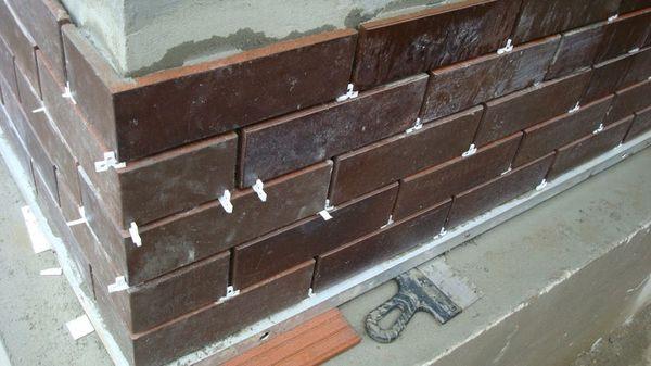 Отделка фасадов из газосиликатных блоков