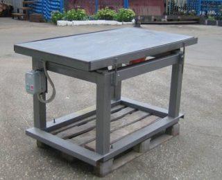 Изготовление добротного вибростола для производства тротуарной плитки
