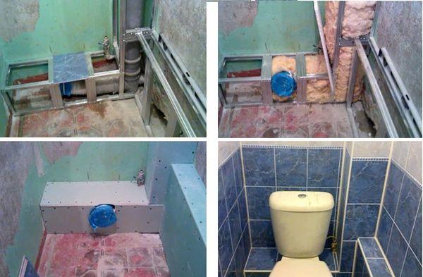 Обустройство канализации