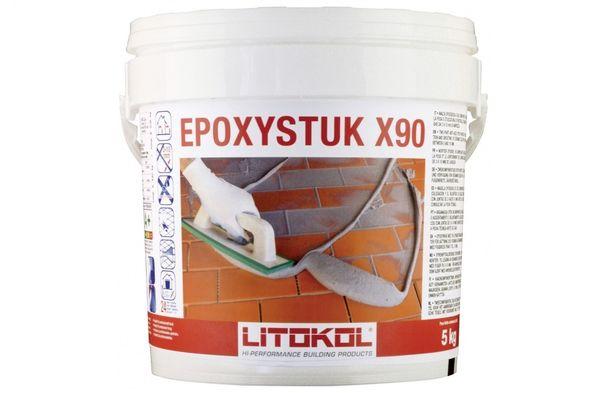 Затирка Litokol Epoxystuk X90