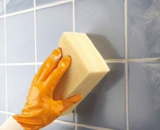 Средства для чистого мытья плитки, не оставляющие разводов