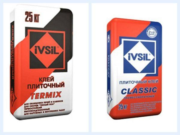 Ivsil Termix – термостойкий клей