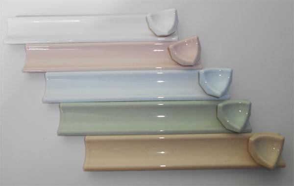 бордюры из керамики
