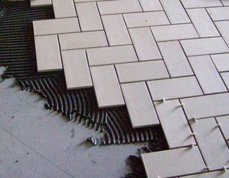 Кислотоупорная керамическая плитка: область применения и характеристики