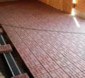 Тротуарная плитка на пол в гараж