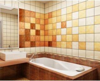 Как выбрать плитку для ванной комнаты правильно