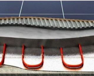 Подбор тёплых полов под напольную отделку плиткой