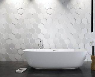 Выбор и укладка плитки в ванную комнату своими руками