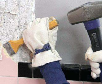 Как подготовить стены под укладку кафеля своими руками