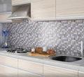 Использование мозаики в интерьере ванной и кухни: советы по дизайну