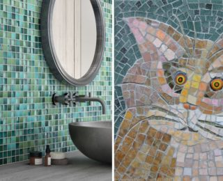 Рисунки и схемы для мозаичной плитки:  декор своими руками