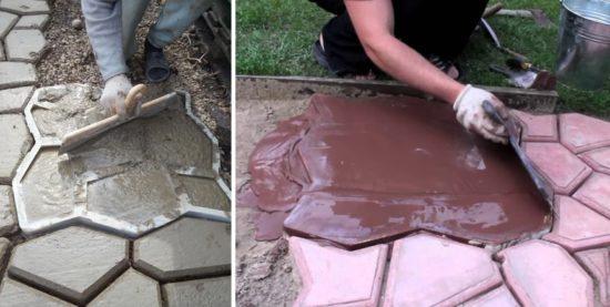 Формовка бетона купить бетон архангельск