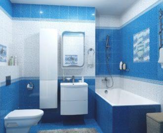 Правильная укладка плитки в ванной: с чего начать и как уложить